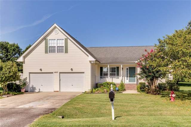 4623 Sir Gilbert Loop, James City County, VA 23185 (#10336774) :: Community Partner Group