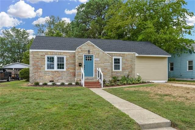 309 Darby Ave, Hampton, VA 23663 (#10336781) :: Berkshire Hathaway HomeServices Towne Realty