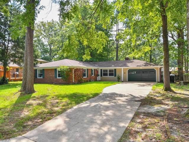 149 Ridgewood Pw, Newport News, VA 23608 (MLS #10336785) :: AtCoastal Realty