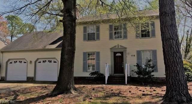 116 Drummonds Way, Hampton, VA 23669 (#10336815) :: Momentum Real Estate
