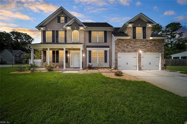 1327 Waycroft Rch, Chesapeake, VA 23320 (MLS #10336863) :: AtCoastal Realty