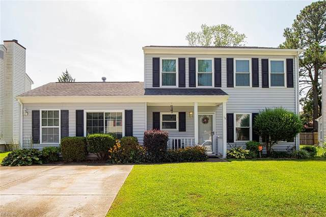 16 George Ct, Hampton, VA 23663 (#10336890) :: Gold Team VA