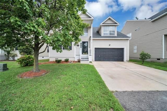 705 Tuskegee Ave, Chesapeake, VA 23320 (#10336922) :: Abbitt Realty Co.