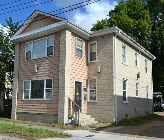 552 Second Ave, Suffolk, VA 23434 (#10336964) :: Kristie Weaver, REALTOR