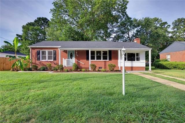 109 Kerlin Rd, Newport News, VA 23601 (MLS #10336975) :: AtCoastal Realty