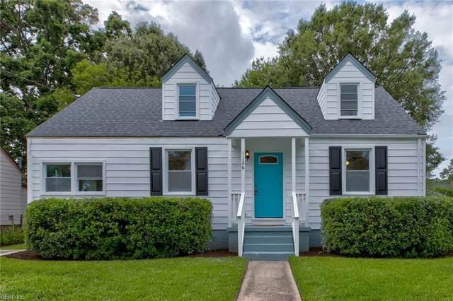 1126 Burksdale Rd, Norfolk, VA 23518 (#10336981) :: Gold Team VA