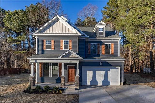 42 Ashe Meadows Dr, Hampton, VA 23664 (#10337035) :: Atkinson Realty
