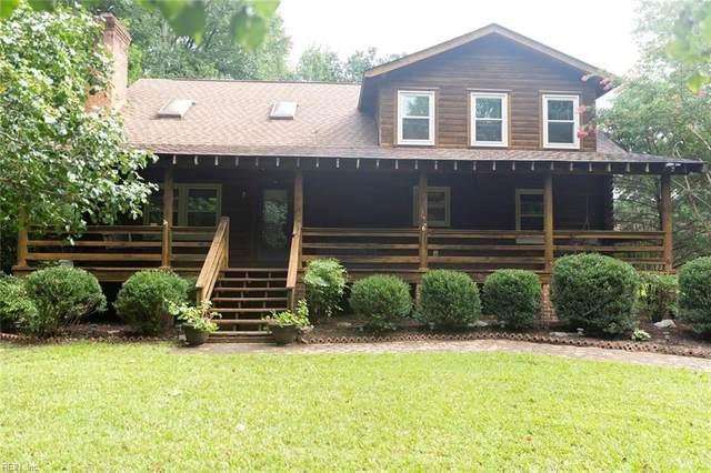 29219 S Main St, Southampton County, VA 23874 (#10337036) :: Berkshire Hathaway HomeServices Towne Realty