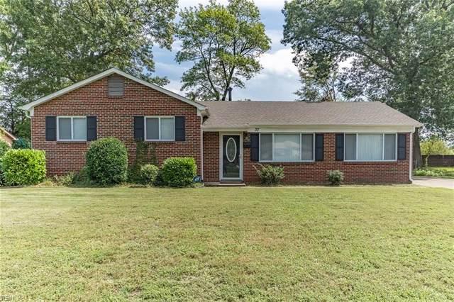 37 Azalea Dr, Hampton, VA 23669 (#10337056) :: AMW Real Estate