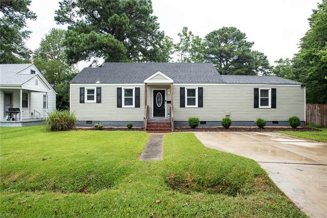217 Franklin Ave, Portsmouth, VA 23702 (MLS #10337088) :: AtCoastal Realty