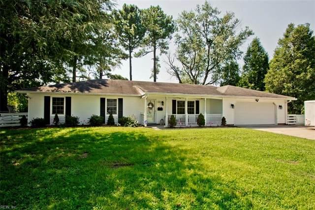 104 Southerland Dr, Hampton, VA 23669 (MLS #10337160) :: AtCoastal Realty