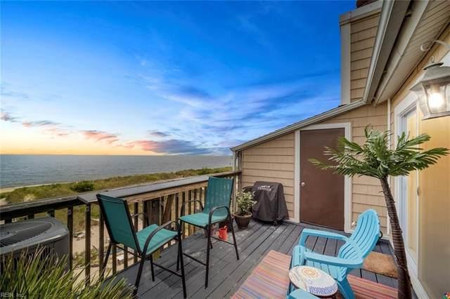 1634 E Ocean View Ave 3C, Norfolk, VA 23503 (#10337187) :: Atkinson Realty