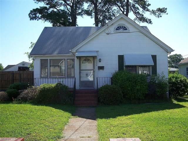 7554 Hughart St, Norfolk, VA 23505 (#10337290) :: Rocket Real Estate