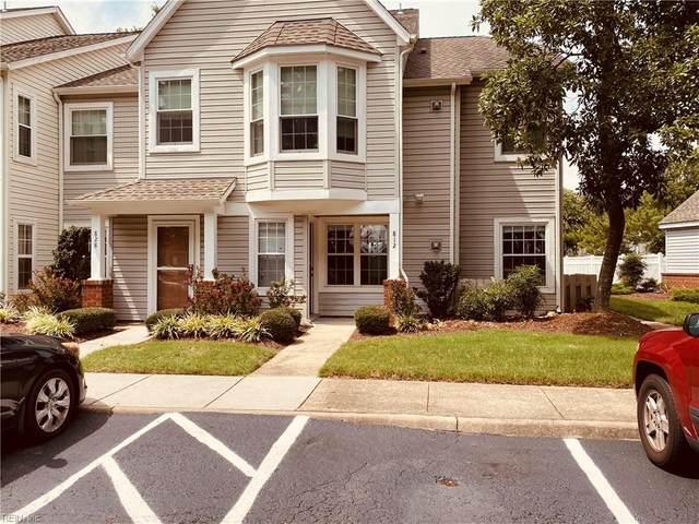 812 Drift Tide Dr #812, Virginia Beach, VA 23464 (#10337307) :: Momentum Real Estate