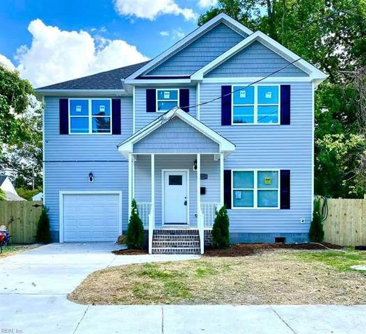 2524 Vincent Ave, Norfolk, VA 23509 (#10337360) :: The Kris Weaver Real Estate Team