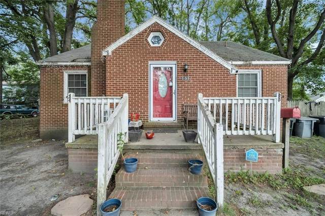 131 S Fifth St, Hampton, VA 23664 (#10337510) :: AMW Real Estate