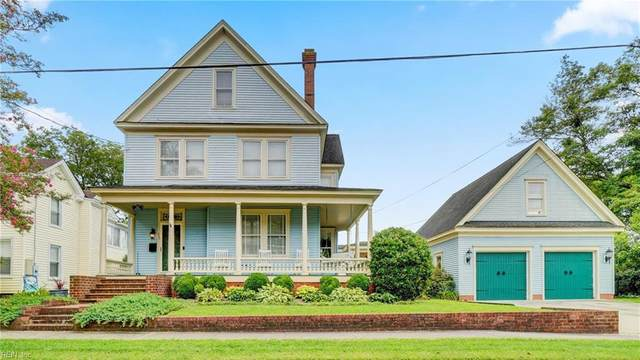 333 Grace St, Isle of Wight County, VA 23430 (#10337561) :: AMW Real Estate
