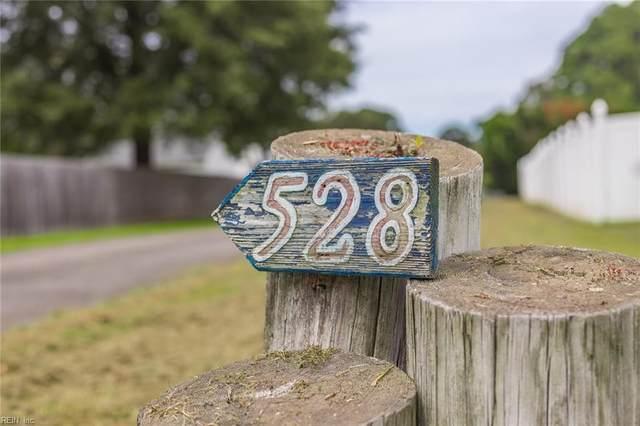528 Rogers Ave, Hampton, VA 23664 (#10337572) :: AMW Real Estate