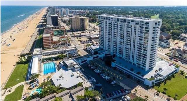4004 Atlantic Ave #1005, Virginia Beach, VA 23451 (#10337590) :: The Kris Weaver Real Estate Team