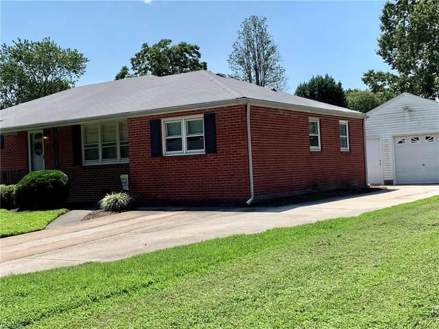 123 Kerlin Rd, Newport News, VA 23607 (MLS #10337602) :: AtCoastal Realty