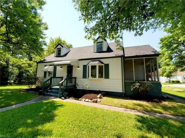 19 E Roberts Ct, Portsmouth, VA 23701 (#10337614) :: The Kris Weaver Real Estate Team