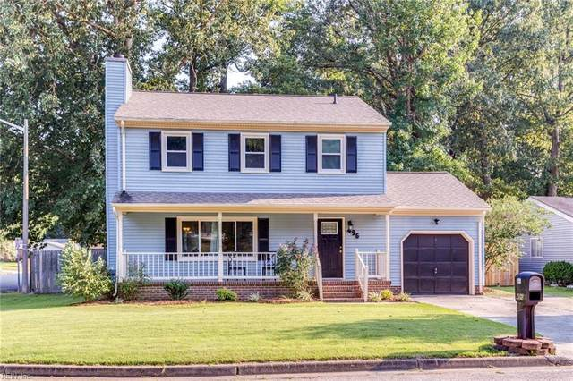 496 Ashton Green Blvd, Newport News, VA 23608 (MLS #10337657) :: AtCoastal Realty