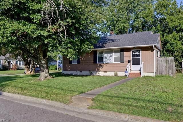 47 Laurel Dr, Hampton, VA 23669 (MLS #10337681) :: AtCoastal Realty