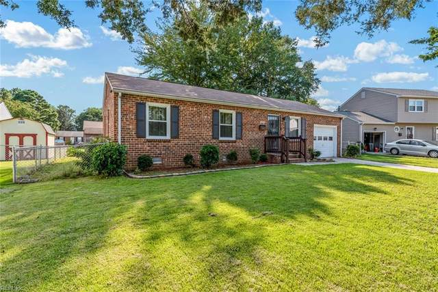 1805 Womble Ct, Hampton, VA 23663 (#10337686) :: Gold Team VA