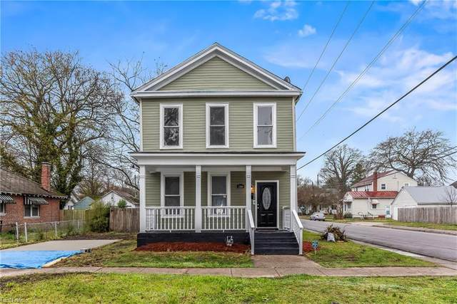 1900 Parker Ave, Portsmouth, VA 23704 (#10337703) :: Berkshire Hathaway HomeServices Towne Realty