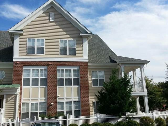 7231 Newport Ave #203, Norfolk, VA 23505 (#10337726) :: RE/MAX Central Realty