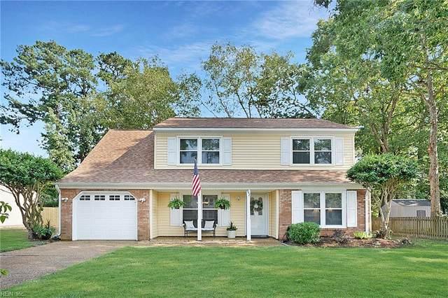 942 Coach Trl, Newport News, VA 23608 (#10337769) :: Encompass Real Estate Solutions