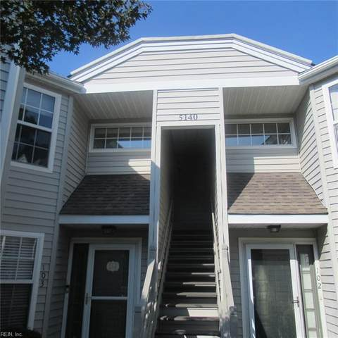 5140 Cypress Point Cir #203, Virginia Beach, VA 23455 (#10337774) :: Kristie Weaver, REALTOR