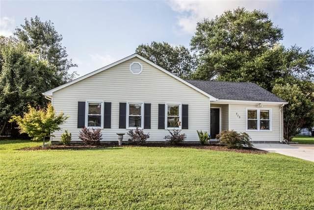 715 Michelle Dr, Newport News, VA 23601 (#10338789) :: Encompass Real Estate Solutions