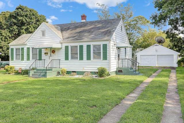 8 Langley Ave, Newport News, VA 23601 (#10338845) :: AMW Real Estate