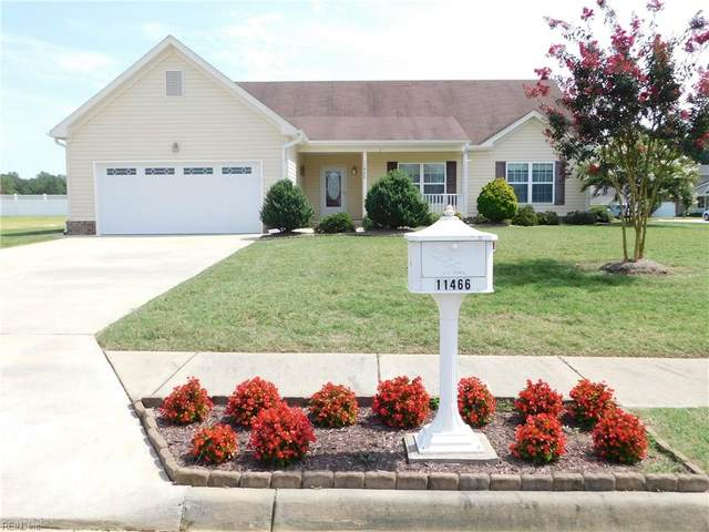 11466 Savannah St, Isle of Wight County, VA 23487 (#10338893) :: Encompass Real Estate Solutions