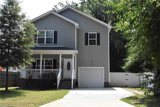 3803 Caroline Ave, Portsmouth, VA 23707 (#10338932) :: The Kris Weaver Real Estate Team