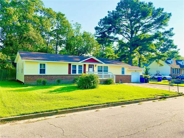 4109 Clifford St, Portsmouth, VA 23707 (#10338948) :: Encompass Real Estate Solutions