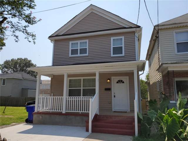 907 Lunenberg St, Norfolk, VA 23523 (#10338967) :: Community Partner Group