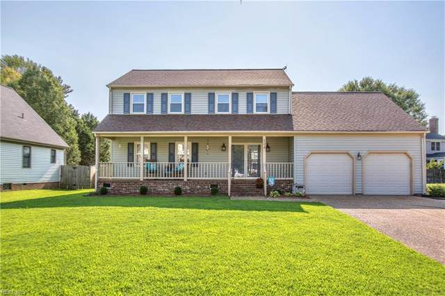 205 Fairfield Ct, Newport News, VA 23602 (MLS #10338969) :: AtCoastal Realty