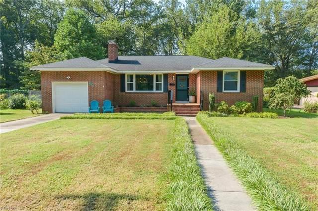 207 E Bay Ave, Norfolk, VA 23503 (#10338991) :: Atkinson Realty