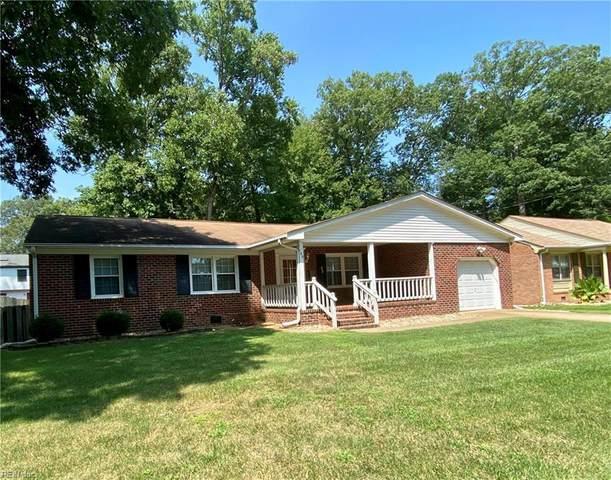 149 Bloxom Dr, Newport News, VA 23608 (#10338996) :: Berkshire Hathaway HomeServices Towne Realty