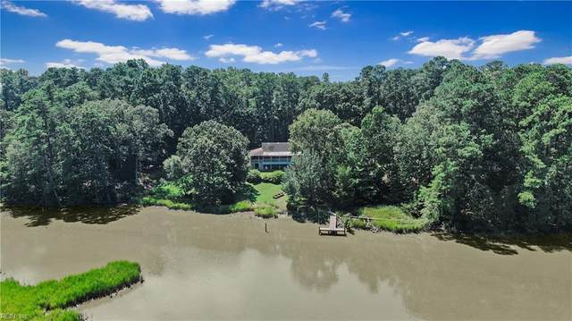 13305 Col Hogan Ln, Isle of Wight County, VA 23314 (#10339049) :: AMW Real Estate