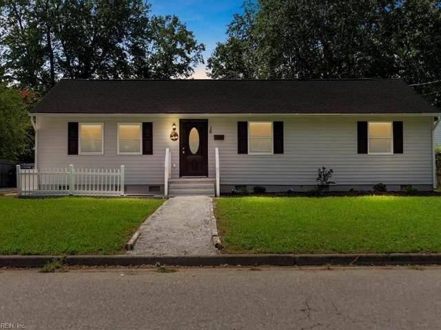 16 Woodhaven Rd, Newport News, VA 23608 (#10339053) :: AMW Real Estate