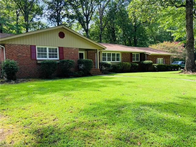 12907 Fitzhugh Dr, Newport News, VA 23602 (#10339090) :: Upscale Avenues Realty Group