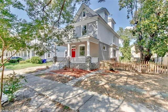 208 W 36th St, Norfolk, VA 23504 (#10339211) :: The Kris Weaver Real Estate Team