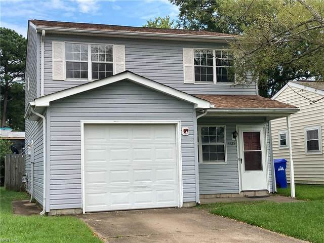 3823 Augustine Cir, Portsmouth, VA 23703 (#10339228) :: RE/MAX Central Realty