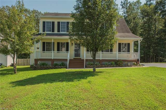 9618 Lockberry Ridge Loop, Chesterfield County, VA 23273 (#10339347) :: Gold Team VA