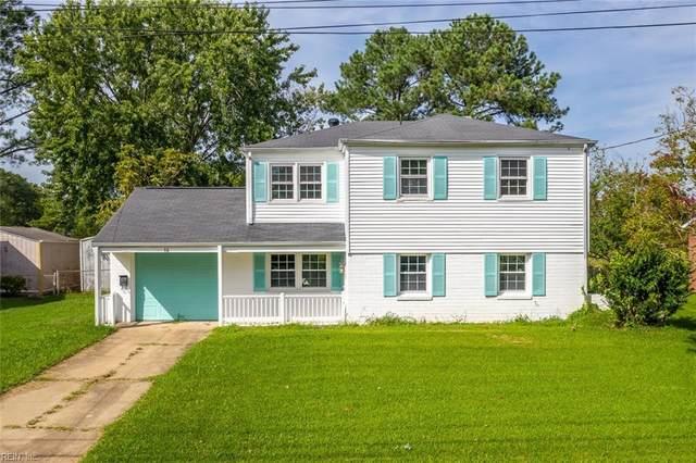 16 Wheatland Dr, Hampton, VA 23666 (#10339375) :: Encompass Real Estate Solutions