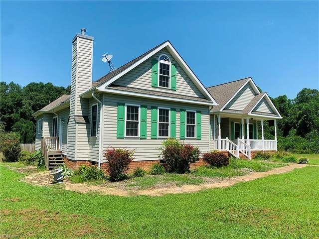 4319 Cabin Point Rd, Surry County, VA 23881 (#10339381) :: The Kris Weaver Real Estate Team