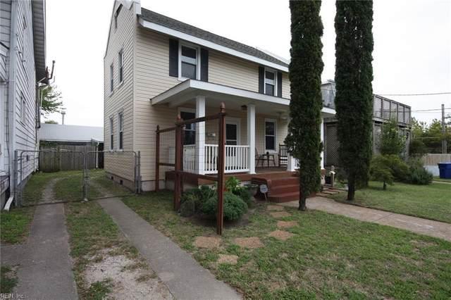417 49th St, Newport News, VA 23607 (#10339454) :: Encompass Real Estate Solutions